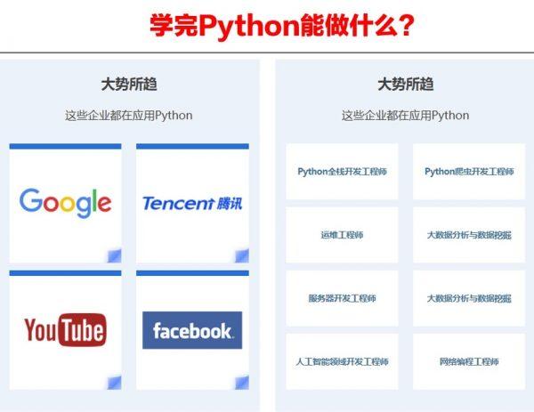 Python的发展方向