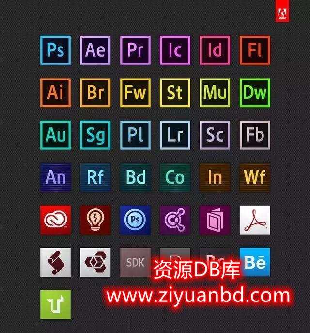 某机构流出:Adobe CC 2019 中文免激活一键安装特别破解版 – 资源BD库插图1