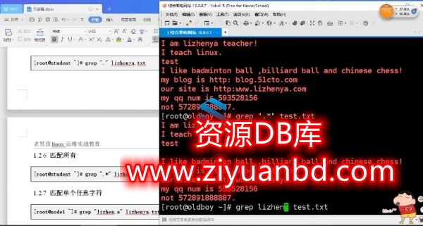 IT技能培训-最新升级老男孩Linux自动化运维Shell编程开发 Liunx Shell高级运维实战视频教程-服务器技术  -资源BD库分享插图